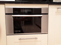 De Dietrich Steam Oven DO738X - hardly used