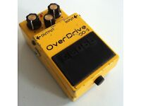 boss od-3 (with free postage)