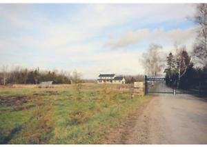 Equestrian's Dream! 50 Acres Minutes From the City!