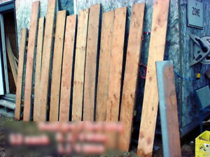 18 plywood boards available $5 each