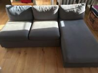 sofa urgently looking for new home (collection only)