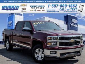 2014 Chevrolet Silverado 1500 **Remote Start!  Trailer Brake!**