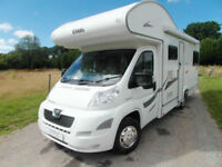 Elddis Autoquest 180 - 6 Berth - 6 Belts - Solar Panel