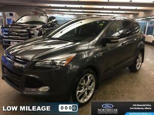 2015 Ford Escape Titanium  - $198.34 B/W - Low Mileage