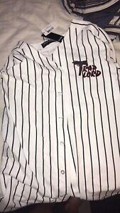 Trap lord baseball tee