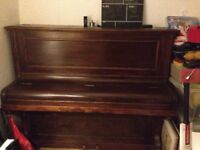 Upright Piano -Collection Only