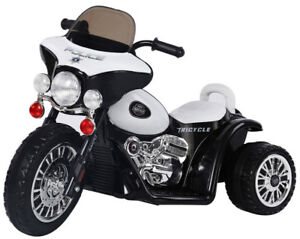 Electric Child Ride On Three Wheel Motorcycle with Music, Light,