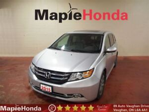 2015 Honda Odyssey Touring| Loaded, Leather, Navi, DVD!