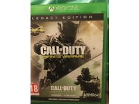 Xbox one legacy edition call of duty infinite warfare remastered