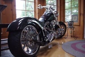 2008 Harley Davidson Custom Fat Boy FOR SALE