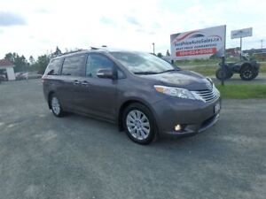 2013 Toyota Sienna REDUCED!! LIMITED!! ALL WHEEL DRIVE!! XLE!!