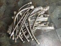 Job lot of flexible connectors