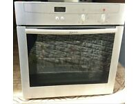 NEFF,STAINLESS STEEL,ELECTRIC FAN OVEN/GRILL. PURE QUALITY.IMMACULATE CONDITION.
