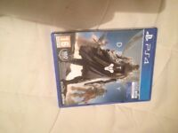 Destiny on ps4 in very good condition