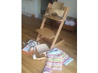 Tripp trapp highchair