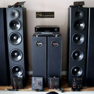 nuance SPEAKER SYSTEMS-SERVICE/PARTS/REPAIR/SALES
