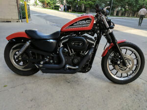 2005 Harley Davidson Sportster 883R - 8600km with Upgrades!
