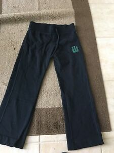 BRAND NEW! West  Island College  jogging pants SiZE Adult S