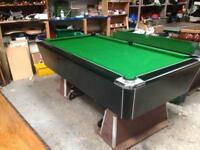 Pool table supreme world championship table