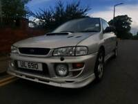 impreza turbo my99 uk car 12 months mot quick car