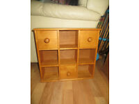 cabinet, cabinet with drawers, small cabinet, cute little thing.