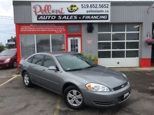 2006 Chevrolet Impala LT REMOTE START LOW KMS NO ACCIDENTS
