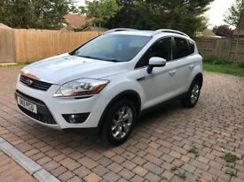 Ford kuga 2011 2,0diesel 6speed in very good condition throughout