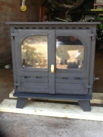 Dunsley Highlander 8 Multifuel stove