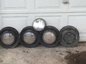 Ford pinto rims