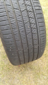 Continental 315/40R21 - just 1 tire for $100