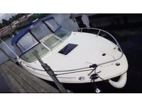 Searay 230 weekender, 2002, Bravo III dual prop, 5.0 v8 EFI engine! Bowerboat, speedboat, cruiser