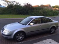 For sale, 2002 VW Passat 1.8T good condition and well maintained.