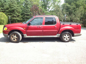 2003 Ford Explorer Sport Trac Pickup Truck-Great deal!