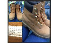 Timberlands size 6