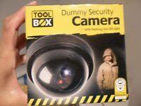 Fake/Dummy Security camera
