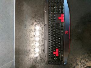Gaming Keyboard + Gaming Mouse