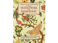 Royal School of Needlework & Embroidery book