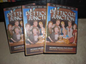 PETTICOAT JUNCTION DVD-R COLLECTION