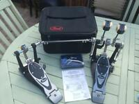 PEARL ELIMINATOR double bass/ kick pedal. SELL OR SWAP
