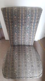 A Pair of Parker knoll PK 942 Bedroom chairs