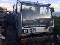 Road sweeper spares or repair