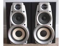 TECHNICS DV-280 LOUDSPEAKERS