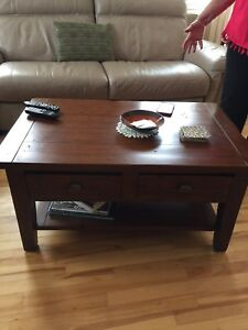 In search of matching end table