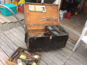 Portable Tool Chest.