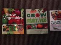 Vegetable growing books