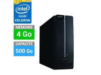Acer Aspire XC-603 WiFi Intel Celeron J1900 Windows8 Desktop Computer PC Tower