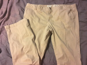 Mossimo Supply Co. Khaki pants - size 18