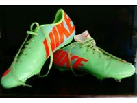 Nike Mercurial football boots Junior size 5