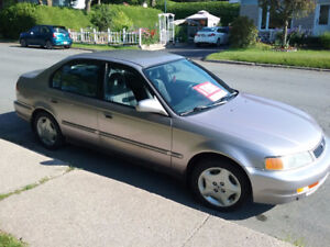 1997 Acura  1.6 EL