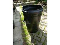 Free black bins